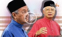 Mahathir: Tolak Najib, negara dan Umno akan selamat