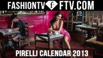 Pirelli Calendar 2013 by Steve McCurry ft Karlie Kloss, Adriana Lima, Marisa Monte | FashionTV