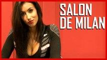 Salon Moto de Milan : Roadtrip, nouveautés et hôtesses sexy