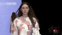 BA (HONS) FASHION Mercedes-Benz Fashion Week Russia Spring 2016 by Fashion Channel