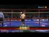 amir khan israely boxer ko dekh kr gusa pr qaboo na rakh sake mar mar kr halkan kr dya