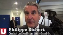Régionales 2015: Voilà la première mesure du candidat LR dans le Grand Est , Philippe Richert en cas de victoire