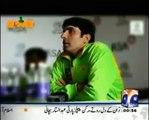 Misbah-Ul-Haq - Tezabi Totay Geo Tez Funny Punjabi Totay -funny