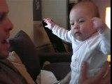 nenette deux mois papa
