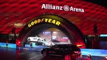 Fußball Philipp Lahm und Frank Ribery fahren auf Goodyear ab