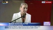 Le parcours de Marion Maréchal-Le Pen en 2 minutes
