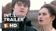 Pride and Prejudice and Zombies Official International Trailer #1 (2016) Lily James Horror