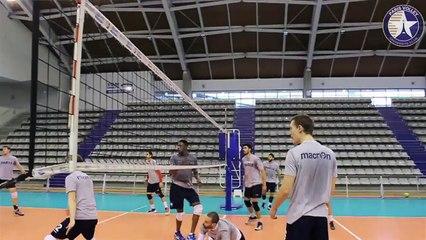 """Paris Volley-Friedrichshafen: """"Une grosse pression au service"""""""