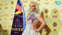 "Singer Adele Says Teen Pop Goddess Britney Spears Is ""Queen"""