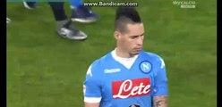 Marek Hamsik Incredible SHOOT - Napoli 2-1 Inter - Serie A 30-11-2015
