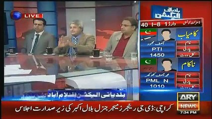 PMLN Doesnt Have Any Longterm Planning-Amir Mateen