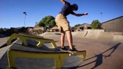 Beaver Fleming - Nitro Circus skateboarder