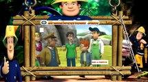 Sam Le Pompier 2014 HD Compilation Dessin Animé en Français Duree 02H