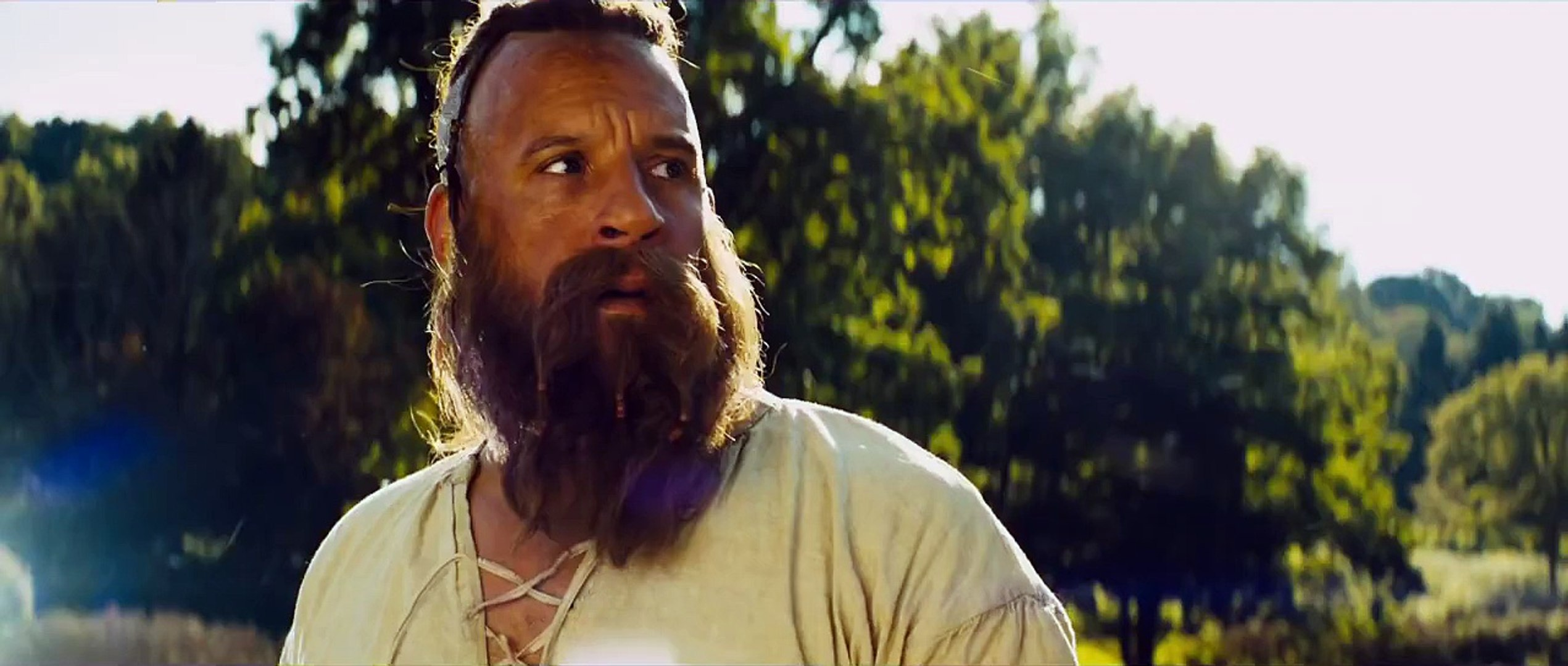 The Last Witch Hunter Official Trailer #1 (2015) - Vin Diesel, Michael Caine Fantasy Action Movie H