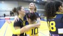 Volley-ball féminin : le VBN s'impose en mode alternatif