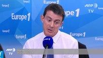 """Valls sur Benzema : un """"grand sportif doit être exemplaire"""" sinon il """"n'a pas sa place dans l'équipe de France"""""""