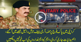 General Raheel Sharif 's Excellent Response After Today's Karachi Attack on Military Vehicle
