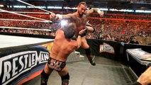 CM Punk vs Chris Jericho - Wrestlemania 28 - Highlights HD