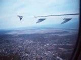 Take off From JFK to SFO - Virgin America VX 011