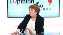 Corinne Lepage - Régionales : « Je ne parle ni avec le Front de gauche, ni avec le Parti de gauche »