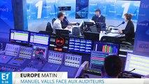 Manuel Valls répond aux auditeurs d'Europe 1