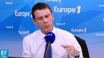 """Valls : """"permettre aux agents de la SNCF de fouiller les bagages"""""""