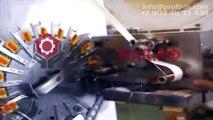 Автомат фасовки и упаковки чая в фильтр-пакетики DXDC-8