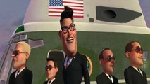 Animation Full Movies ★ animated science fiction action comedy film