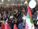 Quaid e Tehreek Altaf Hussain Live Address in Water Ground, Lines Area, Karachi 30-11-15