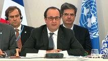 """Allocution lors du Sommet """"Défi climatique et solutions africaines"""""""