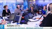Sur Europe 1, Canteloup parodie Valls sous ses yeux