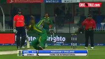 Aamir Yamin First wicket on very first ball 1st Pakistani to take wicket on 1st ball
