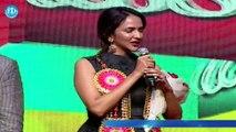 Manchu Lakshmi Speech At Mama Manchu Alludu Kanchu Movie Audio Launch - Mohan Babu || Allari Naresh