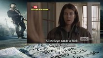 The Walking Dead Season 5 5x16 Sneak Peek #1 Conquer Final de Temporada Subtitulos Español