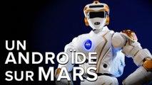 Voici Valkyrie, le robot humanoïde de la Nasa qui pourrait visiter Mars