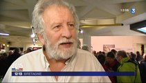 Elections régionales FR3 Bretagne meeting EELV 01/12/15