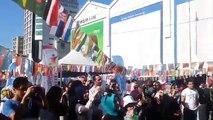 Daud Hanif - Pashto Very Nice Mast Attan Song Afghan Students Dancing Attan In Turkey. _ Tune.pk