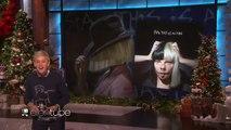 Buzz : La performance impressionnante de Sia chez Ellen DeGeneres !