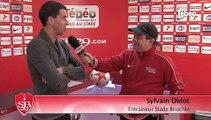 Interview de Sylvain Didot - coach du Stade Briochin