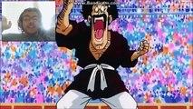 DEMON REACT:Hercule Satan VS Dan Hibiki   DEATH BATTLE!