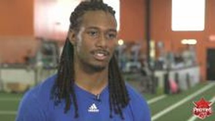 Trae Waynes:Friendly Competition with Kevin White