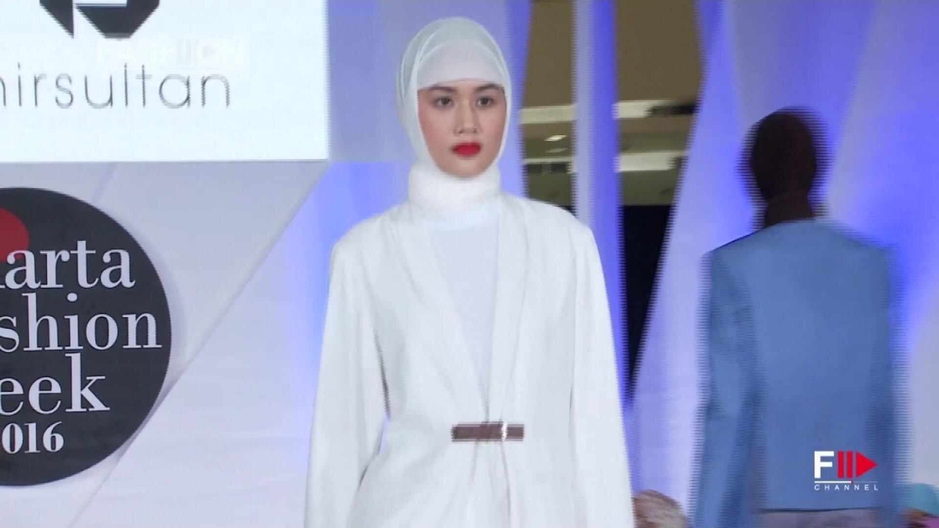 TAHIR SULTAN Jakarta Fashion Week 2016 by Fashion Channel