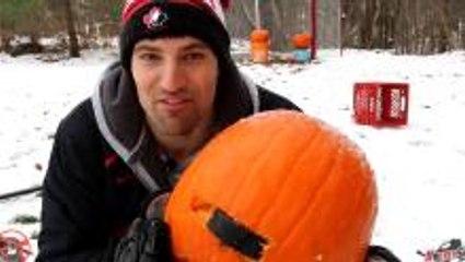 Slapshots + Pumpkins = Awesome
