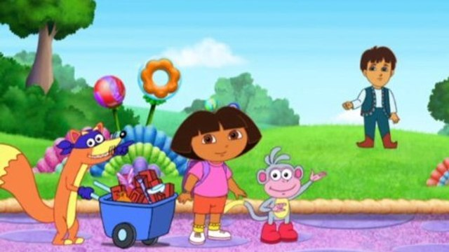 Dora The Explorer - Dora The Explorer Full Episodes , Dora The Explorer Episode 03