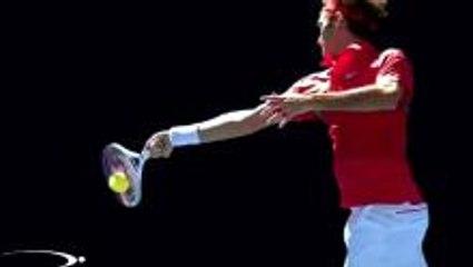 Roger Federer Forehand Analysis
