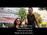 Official_ Love Dose Full VIDEO Song _ Yo Yo Honey Singh _  Desi Kalakar _ LYRICS VIDEO