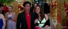 Jealousy and Love - Kabhi Alvida Naa Kehna - Shahrukh Khan, Rani - Moments of Love