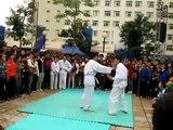 CBl Taekwondo ĐH Thăng Long thứ 4  15-12-2010  MVI 3051