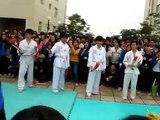 CBl Taekwondo ĐH Thăng Long thứ 4  15-12-2010 - MVI 3053