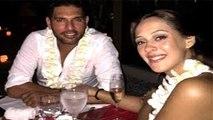 Yuvraj Singh Hazel Keech Engagement   Yuvraj Singh Gets Engaged To Actress Hazel Keech